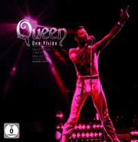 Cover Queen - One Vision [DVD]